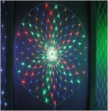 LED花样网灯