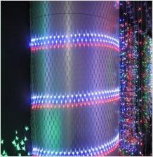 LED流水网灯